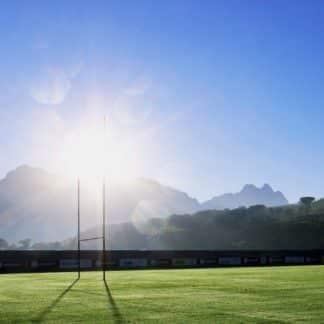 Equipements terrain de rugby