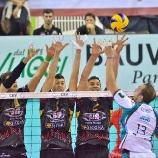 Filets de volley ball
