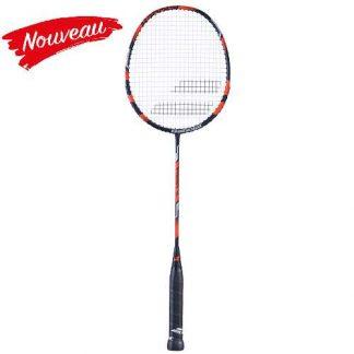 Raquette badminton Babolat Firts II EPS perfectionnement collège et lycée
