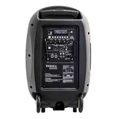 Sono portable MKenceint MK2 Bluetooth 350W et 400W-Dos