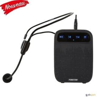 Amplificateur de vois portable filaire