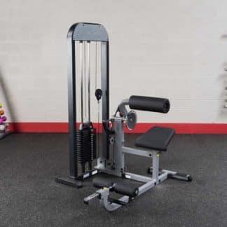 machine musculation dans une salle