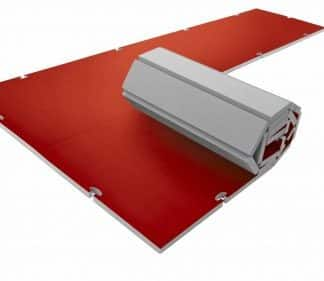Tapis modulaire enroulable Tis Roll